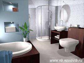 Какой должна быть ванная комната