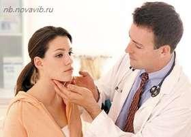 постоянная боль в горле